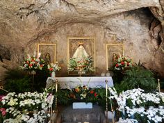 Inside the Sanctuary of the Virgen de la Pena - Mijas, Spain Mijas Spain, Drupal, Andalusia, Spain Travel, Cathedrals, Malaga, Wonderful Places, Travel Photos, Countries