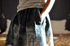 Simplicity 2215 Skirt : Nani Iro by make_something, via Flickr