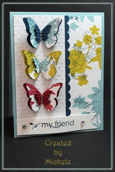 KT Hom Designs: Butterfly Trio