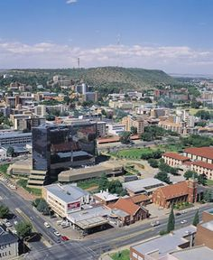 Bloemfontein - the judicial capital of South Africa (i. where the Appellate Court of SA is located). South African Holidays, We Built This City, State Holidays, High Building, Free State, Nature Reserve, Countries Of The World, Places To See, Landscape Photography