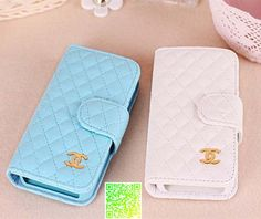 Leather wallet iphone 5 case iphone 4s case by Charmgiftshop, $19.99