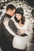winter maternity photos - Google Search