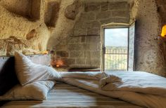 Hotel Sextantio Albergo Diffuso, Santo Stefano di Sessanio, Italy | Junky's Travels http://junkystravels.weebly.com/italy.html