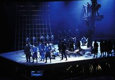 Billy Budd. Alison Chitty. - Everything Scenic