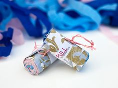 """When you need a festive solution for leaving your ceremony, but bubbles are not desired and confetti is not allowed, DIY Kabuki streamers are perfect. The bright, pretty decor stays completely attached, so there's no mess to pick up afterward. Although they take some time to make, your photos will be well worth it.""- Project Wedding"