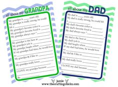 http://thecraftingchicks.com/2012/05/fathers-day-questionaire-free-printable.html