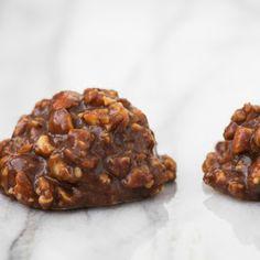No Bake Cookies (Paleo, Grain-Free, Gluten-Free, Dairy-Free)