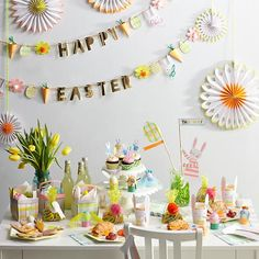 Easter Party Garland