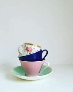 What is your favorite coffee cup? Right now its a mixture of three - at least for me