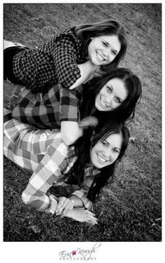 Do the dogpile. | 37 Impossibly Fun Best Friend Photography Ideas