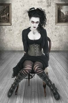 Welcome To My Gothic Realm ...