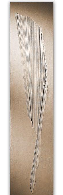 ORIENTAL - La pierre Olycale® : pierre naturelle de couleur blanche provenant des Pyrénées. Avec une inertie proche de la fonte, la pierre Olycale®, possède des propriétés de rayonnement incomparable procurant une chaleur douce et très homogène - Dimension de 220x50 cm - puissance de 1 100 et 1 650 W - à partir de 2 848 €