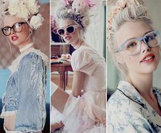 Wildfox Fit for a Queen Sunglasses Fall 2014 Collection