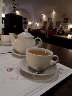 tea in St.Petersburg