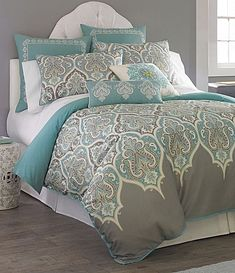 this would be perfect in my room right now! Kashmir Bedding Set & More - jcpenney