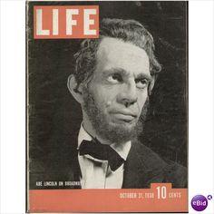 US MAGAZINE LIFE OCT 31 1938 Tilleys of Sheffield