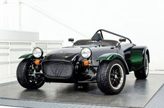 Kobayashi styles unique edition Caterham Seven for Japanese industry - http://www.justcarnews.com/kobayashi-styles-unique-edition-caterham-seven-for-japanese-industry.html