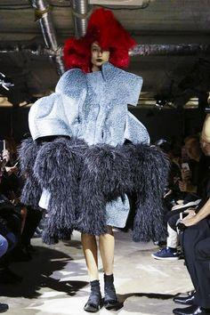 Comme Des Garçons, SS 2016. Paris Fashion Week