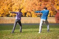 Can Tai Chi Exercises Help Ease Fybromyalgia Pain?