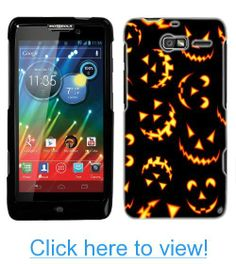 Motorola Droid Razr M Halloween Jack-o-Lantern Pattern Phone Case Cover #Motorola #Droid #Razr #M #Halloween #Jack_o_Lantern #Pattern #Phone #Case #Cover