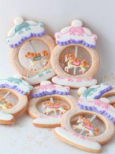 見て感激、食べて感激なアイシングクッキー