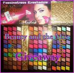 Beauty and the Mist - everything about beauty: Pre-Christmas Giveaway with 120 eyeshadow palette Sou Best Makeup Tutorials, Best Makeup Products, Eyeshadow Looks, Eyeshadow Palette, Beauty Giveaway, Christmas Giveaways, Pre Christmas, Cool Things To Make, How To Make