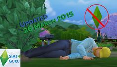 Invisible Plumbbob for patch 1.5.139.1020 from 26th March 2015