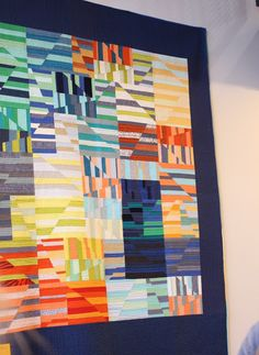 Diary of a Quilter - a quilt blog: Modern Domestic