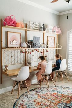 it is finally finished! we put the final touches to the playroom and I LOVE how it has turned out. this space was once our dining room but about 4 years ago we turned it into a playroom in…