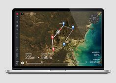 Ground station, mission planner redesigned - DIY Drones