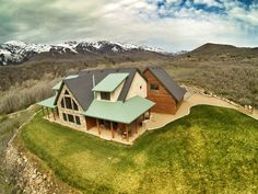 4 Bedroom Luxury Cabin Horse Property Home For Sale in Ogden Valley Utah   Custom Luxury Cabin: 360 Degree Mountain Views  https://youtu.be/p342RKlR0OA