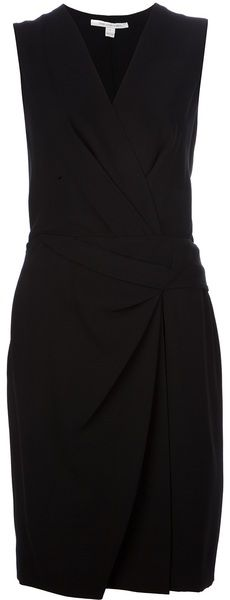 Diane Von Furstenberg ~ Sleeveless Dress