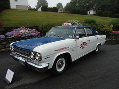 1965 Ramble Car turned Taxi