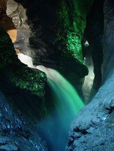 Algunas Cascadas Hermosas del Mundo