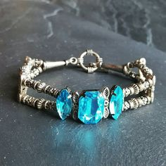 Romantic Bracelet - Ren Faire - Romantic Jewelry - Cocktail Bracelet - Event Jewelry - Prom Bracelet - Renaissance Bracelet Valentines Gift