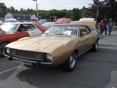 Another 1974 Javelin Car