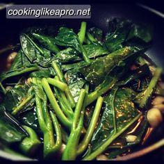 Cooking Kai-lan Stir-fry (Chinese Broccoli Recipe) #cookingkailan, #filipinocooking, #chinesedish, #cookingkale, #greenstuff