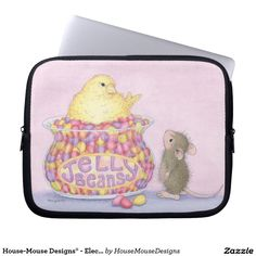 House-Mouse Designs® - Electronics Bag Laptop Sleeve http://www.zazzle.com/house_mouse_designs_electronics_bag_laptop_sleeve-124210423533378836?rf=238588924226571373