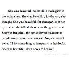 This is the kind of beautiful I want to be.