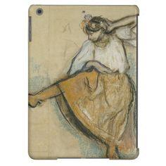 Russian Dancer by Edgar Degas iPad Air Cover