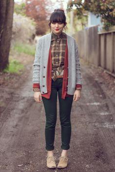 gah.  another style blogger.  kinda cutey.