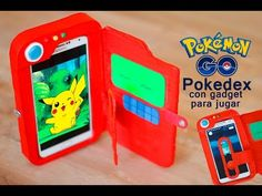 DIY Pikachu 4 in 1 Notebook - Back to School Crafts Pokemon Pokedex, Pokemon Go, Pokemon Craft, Pokemon Party, Cardboard Crafts Kids, Crafts For Kids, Pikachu, Money Safe Box, Paw Patrol Toys