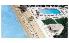 Asteras Complex - Balux Cafe pool: the exotic seaside paradise / Introduction & Gallery