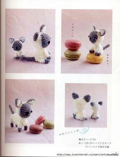 Cute toys - amigurumi.