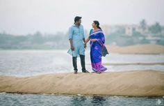 Indian Wedding Photography | Indian Weddings | Post Wedding Photography Ideas | Broken Bridge Photography Ideas | Broken Bridge | Bride | Groom | Bridal Photography Ideas | Kerala Wedding  www.potoksworldphotos.com
