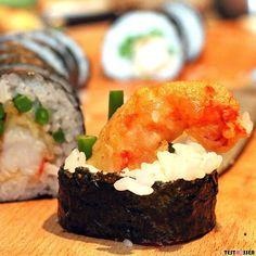 #selfmade #sushi with #shrimp  for #dinner . Heute gibt's Sushi #selbstgemacht mit #garnelen zum #abendessen ... Und bei euch? #foodgasm #foodpic #instafood #foodies #foodie #foodshot #foodstagram #instafood #photooftheday #picoftheday #testesser #graz #steiermark #austria