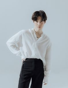 Suho from exo self portrait debut album poster