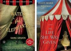 Ellen Marie Wiseman's The Life She Was Given is a top historical fiction book worth reading next. Especially recommended for fans of Water for Elephants by Sara Gruen.