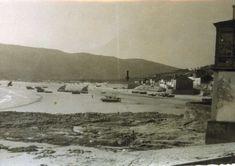 Laxe (A Coruña). Antigua fábrica de salazones (Hoy, Vista Bella)