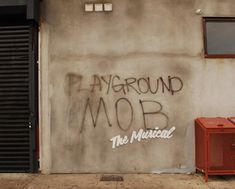Banksy in New York - Playground Mob The Musical!
